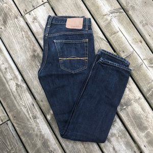 Aeropostale Skinny Button Fly Jeans 30/30